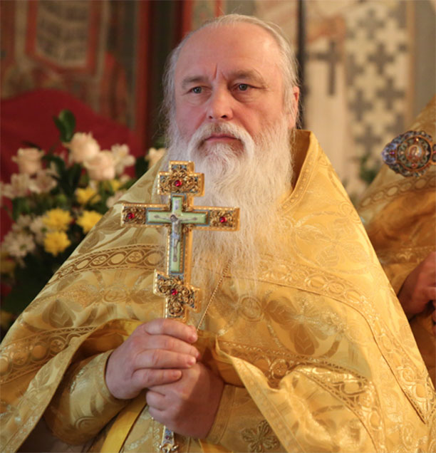 Архимандрит Петр (Пиголь)
